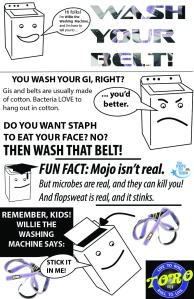WashYourBeltcomic