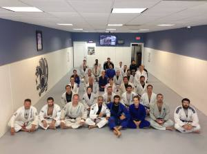 Awesome seminar with Murilo and Ana at Chapel Hill Gracie Jiuitsu. I am told the photographer was very handsome.