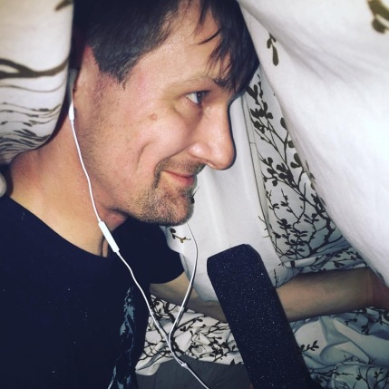 Semipro tip: I often record under my blanket to minimize ambient sound. Actual pros will unplug their appliances.